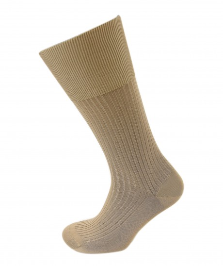 Viyella Mens 100% Mercerised Cotton Half Hose Socks