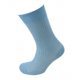 Viyella Mens Short Mercerised Cotton Socks With Hand Linked Toe