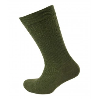 Viyella Mens Softouch Non Elastic Wool Socks With Hand Linked Toe