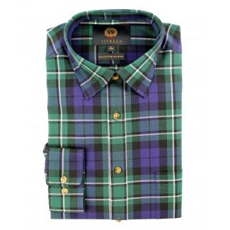 Viyella 80/20 MacCallum Tartan Classic Fit Shirt